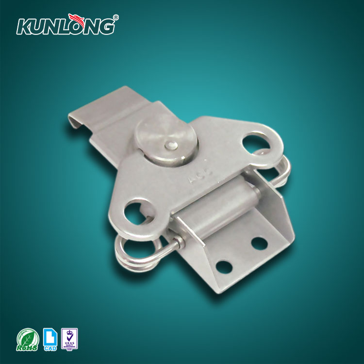 SK3-045 KUNLONG Acero Twist Butterfly Toggle Draw Latch