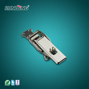 SK3-023S-1 KUNLONG Twist Steel Twist Ajustable Toggle Draw Latch